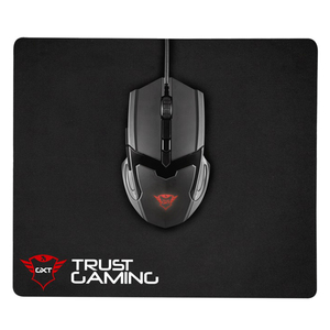 MOUSE Y PAD TRUST GXT 782 GAMING (4800DPI,USB)
